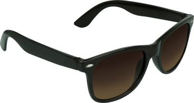 Garmor (8903522114830 /Black Color Black Frame) Wayfarer Sunglasses