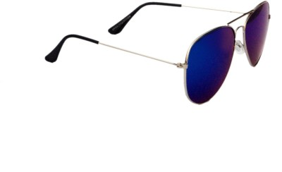 Epic Ink ad0002 Aviator Sunglasses(Green)