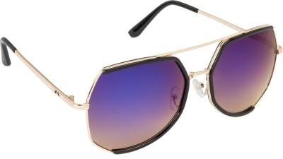 Danny Daze D-2837-C4 Rectangular Sunglasses