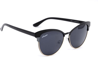 Amaze Oval Oval Sunglasses