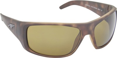 Arnette AN_4179_LPBRNMATBRN Rectangular Sunglasses(Brown)