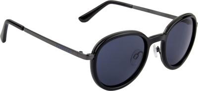 Farenheit FA-2307-C1 Round Sunglasses(Blue)
