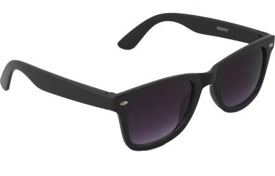 Cruze GOOD LOOK Wayfarer Sunglasses(Black)