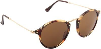 VOYAGE V2447MG994 Round Sunglasses