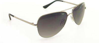 Swiss Military SUM35 Aviator Sunglasses(Grey) at flipkart