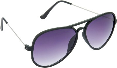 Red Leaf RD-BX14_1 Aviator Sunglasses(Violet)