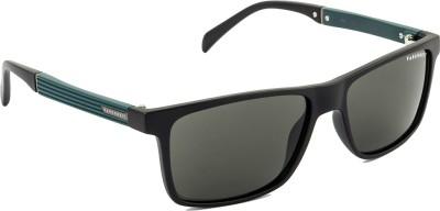 Farenheit FA-2203-C3 Wayfarer Sunglasses(Green)