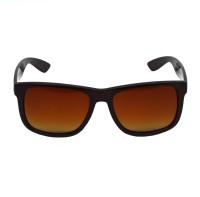 Red Knot MP108-PBRN-PBRN-BRN-52 Rectangular Sunglasses(Brown)