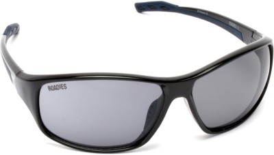 MTV Roadies RD-129-C2 Sports Sunglasses(Grey)