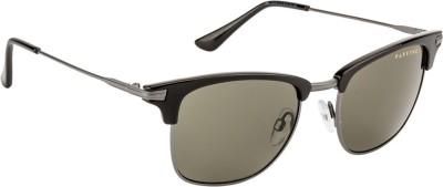 Farenheit FA-2313-C2 Wayfarer Sunglasses(Green)