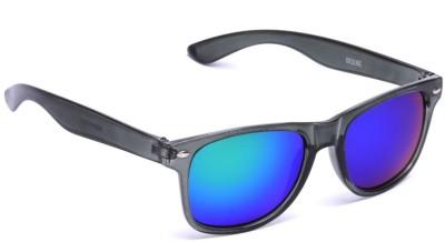 Beqube SGG01 Wayfarer Sunglasses(Blue)