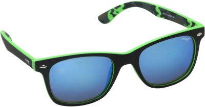 IMAGE IM-449-C12 Wayfarer Sunglasses(Blue)