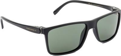 Farenheit FA-2205-C2 Wayfarer Sunglasses(Green) at flipkart