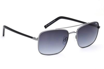 IDEE IDEE S2046 C2 55 Aviator Sunglasses(Grey)