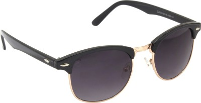 Djorn Exclusive Designer Round Sunglasses