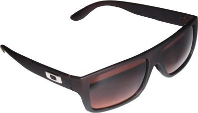 Major Sports Rectangular Sunglasses