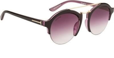 O Positive Designer Round Sunglasses
