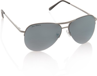 Joe Black JB-577-C2 Aviator Sunglasses(Grey)