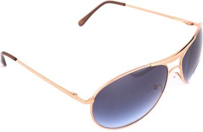 Vast vastM41101grey Aviator Sunglasses(Grey)