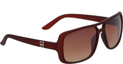 Gypsy Club Oval Sunglasses