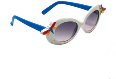 Goggy Poggy KD6103 Oval Sunglasses