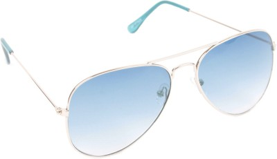 6by6 SG256 Aviator Sunglasses(Blue)