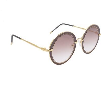 City Optics Round Sunglasses