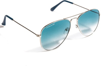 Danny Daze D-1702-C14 Aviator Sunglasses(Green)