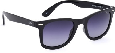 IDEE IDEE S2050 C1P 50 Wayfarer Sunglasses(Grey)