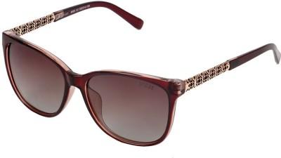 Xross X-007-C2-55 Polarized Wayfarer Sunglasses