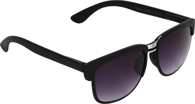Benevolent Solid Appeal Wayfarer Sunglasses