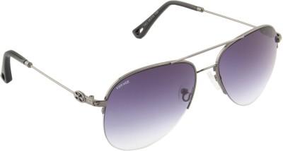 Voyage 1863MG1094 Aviator Sunglasses(Blue)