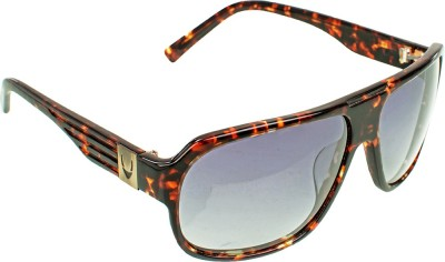 Hidesign Bermuda Rectangular Sunglasses