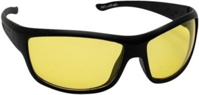 Cruze Night Vision Sports Sunglasses