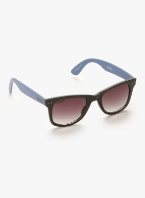 MTV Roadies RD-112-C9 Wayfarer Sunglasses(Grey)