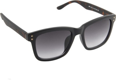 Farenheit 1122-C3 Wayfarer Sunglasses(Grey)