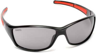 MTV Roadies RD-128-C1 Sports Sunglasses(Grey)