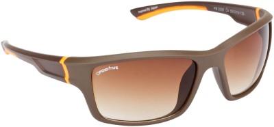 O Positive Wrap-around Sunglasses