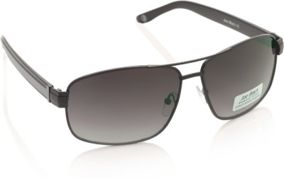 Joe Black JB-624-C1 Rectangular Sunglasses(Grey)