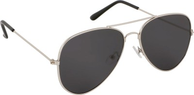 Olvin OL343-03 Aviator Sunglasses(Grey)