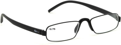 40 XPLUS Reading EyeGlass Power +2.75 Rectangular Sunglasses