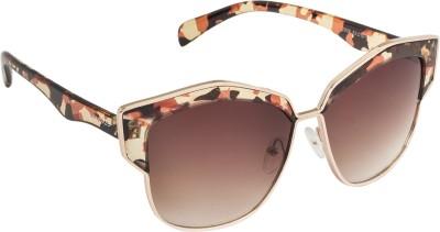 Danny Daze D-2846-C4 Oval Sunglasses
