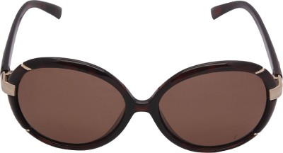 Polaroid Oval Sunglasses