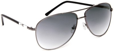 Olvin OL256-05 Aviator Sunglasses(Grey)