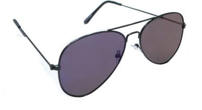 Sellebrity Elegant Black Aviator Sunglasses Aviator Sunglasses