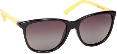 IDEE IDEE S1916 C8P 55 Cat-eye Sunglasses(Grey)