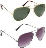 VIJEX 6570 | 6541 Aviator Sunglasses (Gr...