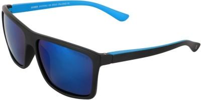 Xross X-005-C2-58 Polarized Wayfarer Sunglasses