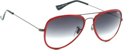 IDEE IDEE-1976-C4 Aviator Sunglasses(Black)