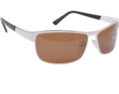 Polor Fox Rectangular Sunglasses